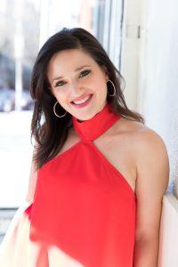 Melissa Berry - Cancer Fashionista
